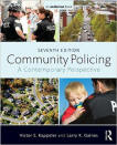police questions community policing