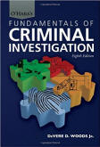 Oharas Fundamentals of Criminal Investigation