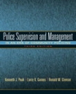 police supervision and management exam