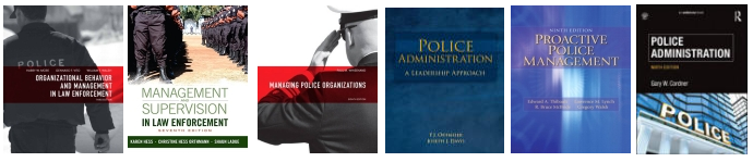 Police Administration - A Leadership Approach